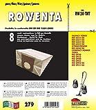 ROWENTA Conf 5 sacchi tessuto ROWENTA