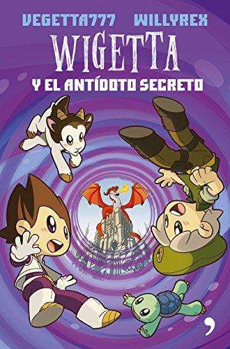 Wigetta y el antídoto secreto (Fuera de Colección) por Vegetta777