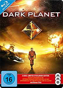 Dark Planet: Prisoners of Power - Special Edition (Blu-ray) [Limited Edition]