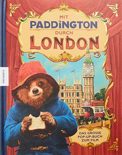 Mit Paddington durch London – Das große Pop-Up-Buch zum Film