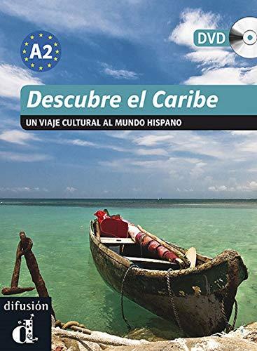Descubre El Caribe. Libro + DVD (Serie Descubre Nivel A2) (Del Caribe Serie)