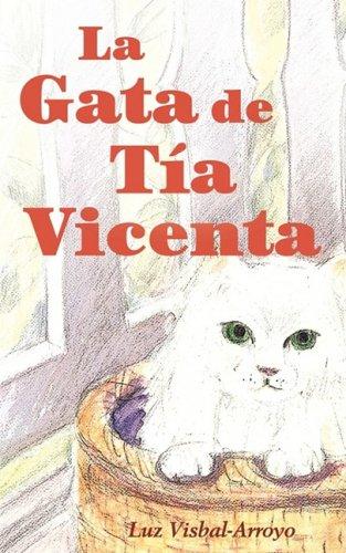 La Gata de Tia Vicenta Cover Image