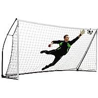 QUICKPLAY Kickster Academy 16x7' Youth 9v9 Football Goal