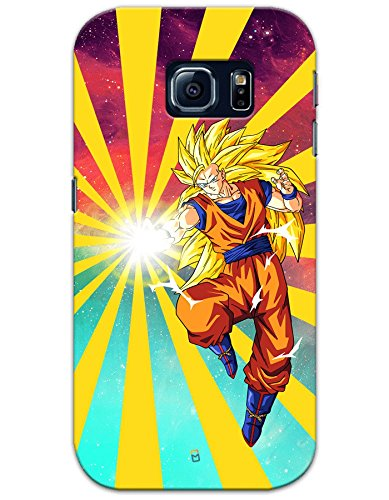 Dragon Ball Z Goku Raging Blast case for Samsung Galaxy S6  available at amazon for Rs.499