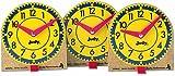 Judy instructo mini-clocks–41/20,3x 10,2cm–Set von 12
