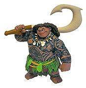 Dal film Disney Oceania arriva questo personaggio dettagliatio in alta qualità e realizzato in termoplastica.