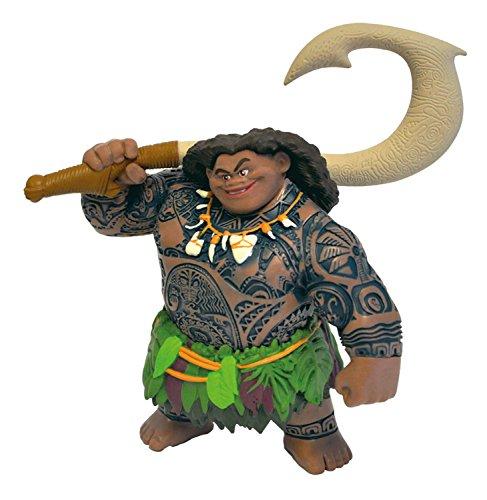 Bullyland 13186 - Spielfigur, Walt Disney Vaiana, Halbgott Maui