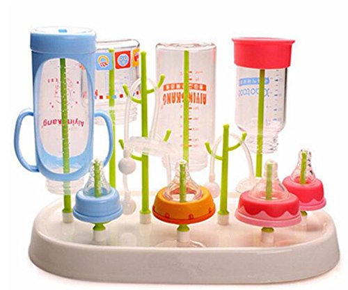 Jetzt 8,95 - Später 14,95 - Toypoly - Trockenständer für Flaschen und Flaschenzubehör