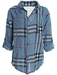 Blaues kleid 128