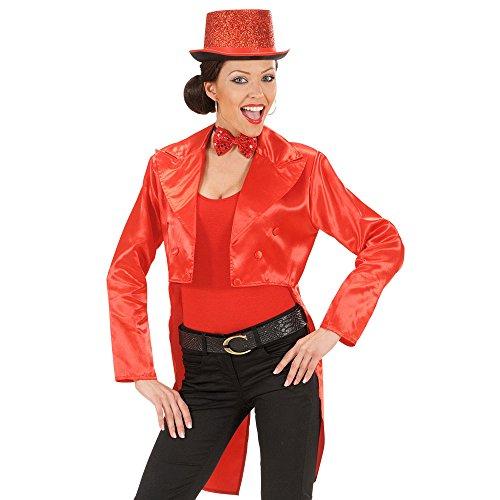 Widmann 87933 Frauen Frack aus Satin kostüm, L, L