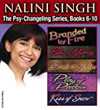 Nalini Singh: The Psy-Changeling Series Books 6-10 (Psy-Changeling Novel, A)