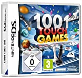 1001 Touch Games - [DS]