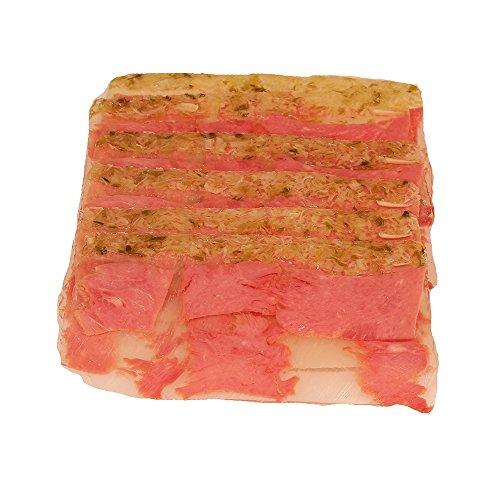 Truthahnkeulen-Sauerfleisch in Aspik 100 g geschnitten