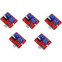 WINGONEER 5Pcs IRF520 MOSFET Driver Módulo