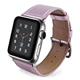 Nike Apple Watch Armband Damen Rosa,Armband iWatch 42mm Sportarmband AottomUhrenarmband Apple Watch 42mm Series 1 Band mit Metall Edelstahlschleife für Aktivitätstracker Apple Watch Series 3/2/1,Apple Watch Sport/Edition