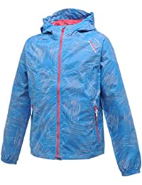 Dare2b Stormwalk Childrens, Kids, Boys, Girls, Unisex Waterproof and Breathable Jacket, Coat