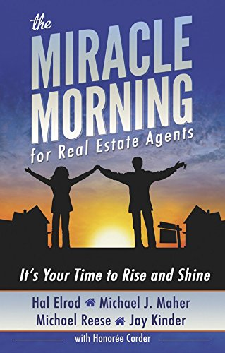 The Miracle Morning for Real Estate Agents: Its Your Time ...
