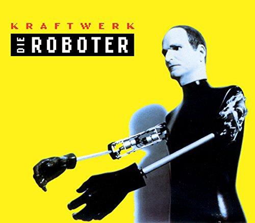 Preisvergleich Produktbild Die Roboter (Single Edit,  1991,  plus Kling Klang Mixes of 'Robotnik',  'Robotronik')