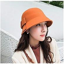 Amazon.it  cappelli di lana - Arancione 4d07332e1b3c