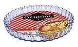 ARCUISINE Ocuisine 4936043 - Molde para Tarta, Rizado, 27 cm, Color transPe