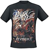 Parkway Drive Reverence - Cover T-Shirt Black