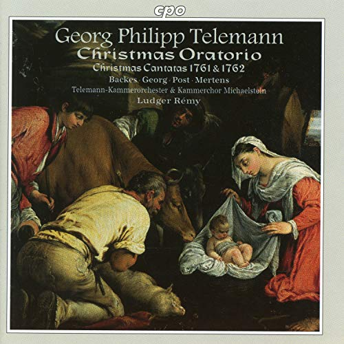 Die Hirten bei der Krippe zu Bethlehem, TWV 1:797, Pt. 2: IX. Schönstes Kind aus Juda Samen - 9 Samen