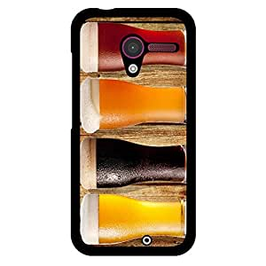 MOBO MONKEY Designer Printed 2D Hard Back Case Cover for Moto X - Premium Quality Ultra Slim & Tough Protective Mobile Phone Case & Cover