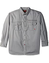 Ariat Men's Big and Tall Flame Resistant Vent Shirt