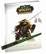 World of Warcraft Mists of Pandaria Limited Edition Guide de BradyGames