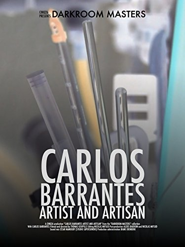 CARLOS BARRANTES | ARTIST AND ARTISAN Cover
