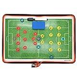 Fußball Taktiktafel Tragbar