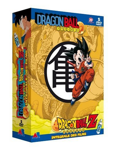 Dragon ball les films box 1/2