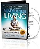 Mindfulness Living and Practical Meditation DVD: Learn Mindfulness Meditation. Live More Mindfully with Less Stress.