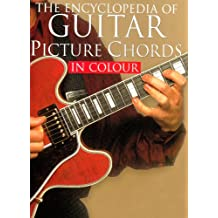 The Encyclopedia of Guitar Picture Chords in Color