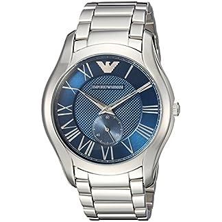 Emporio Armani Reloj Analógico para Hombre de Cuarzo con Correa en Acero Inoxidable AR11085