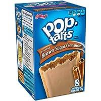 Kelloggs Pop-Tarts Brown Sugar Cinnamon 8 piece (397g)