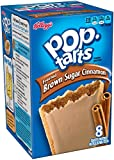 Kelloggs Pop-Tarts Brown Sugar Cinnamon 8 piece (397g)