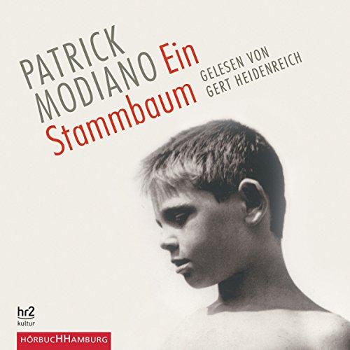 Buchseite und Rezensionen zu 'Ein Stammbaum' von Patrick Modiano