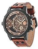 Police Herren-Armbanduhr Adder Analog Handaufzug 14536JSB