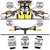 Fritz Cox® - Mein Schutzengel auf Zwei Rädern für jedes Fahrrad geeignet; in Geschenk-Verpackung; Geeignet für Kinder, Frauen & Männer
