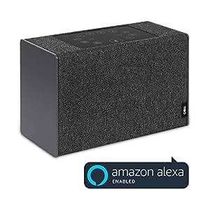 TIBO Kameleon Touch - Wireless (Bluetooth/Wi-Fi) Multi-room Hi-Fi Speaker with Amazon Alexa Tap to Talk