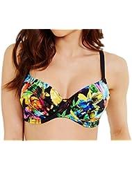 Fantasie - Haut de maillot de bain emboitant à armatures Fantasie SANTA ROSA multi - imprimé floral
