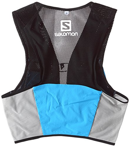 Salomon S/Lab Sense 2 - Sac à dos hydratation - noir 2018 Blue