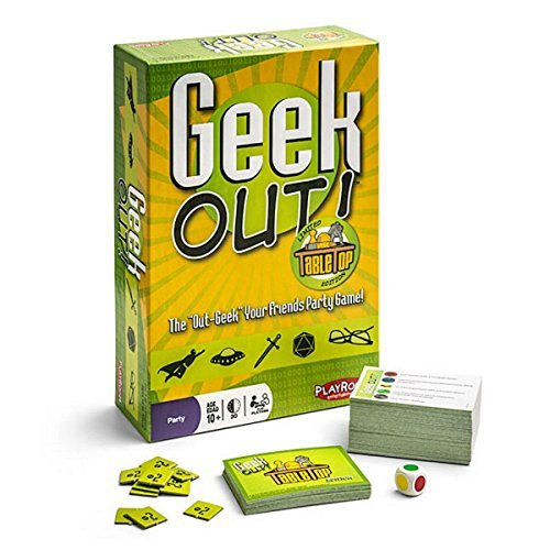 Playroom-Entertainment-Geek-Out-TableTop-Limited-Edition-by-Playroom-Entertainment  Playroom Entertainment Geek Out! TableTop Limited Edition by Playroom Entertainment 51pRS1SNmjL