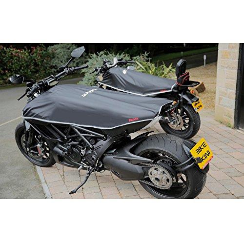 Copertura impermeabile per moto (Kit da viaggio), per tutti i modelli di moto
