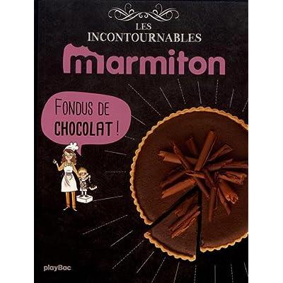 Marmiton Fondu de chocolat ! Les recettes incontournables