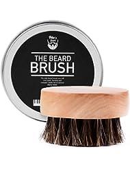 Brosse à Barbe Premium en Bois à Cheveux Pour Hommes – 2 Ans de Garantie - La Seule Brosse à Barbe dont Vous Aurez Besoin