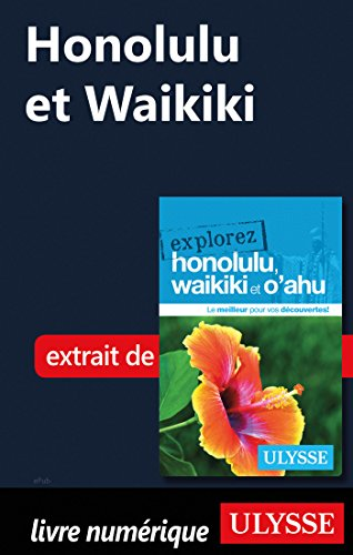 Descargar Libro Honolulu et Waikiki de Collectif