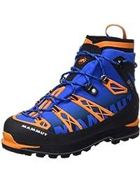 Mammut Nordwand Light Mid GTX, Chaussures de Randonnée Hautes Homme, 10.5 UK