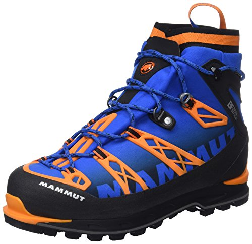 Mammut Herren Nordwand Light Mid GTX Trekking- & Wanderstiefel, Blau (Ice/Black 000), 46 EU Gtx Light Hiking Boot